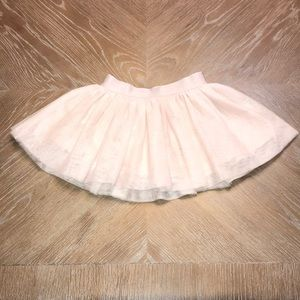 GAP KIDS TODDLER GIRLS SPARKLY ROSE GOLD TUTU